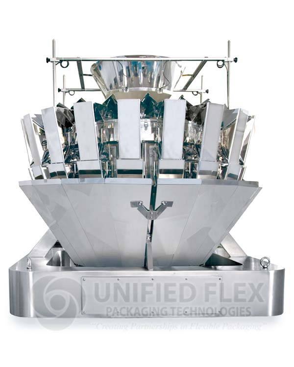 PEGASUS 20 HEAD-Scale For A Vertical Form Fill Seal Packaging Machine