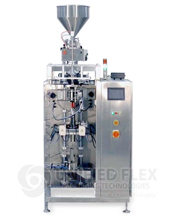 Liquid Packaging Machine For Bottle Shaped Bags