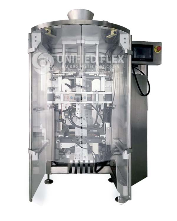 Vertobagger Raptor Vertical Form Fill Seal Packaging Machine