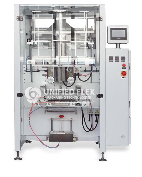 Vertical Form Fill Seal Machine - Vertobagger TigerShark