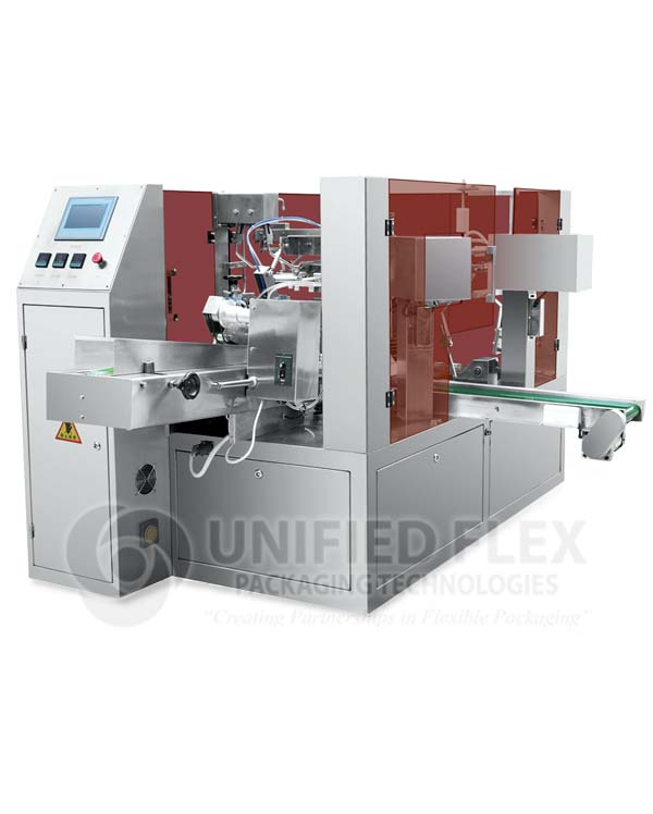 Doy Rotary Vertical Form Fill Seal Packaging Machine