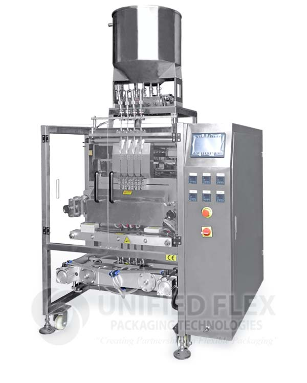 Multi Stick Packaging Vertical Form Fill Seal Packaging Machine