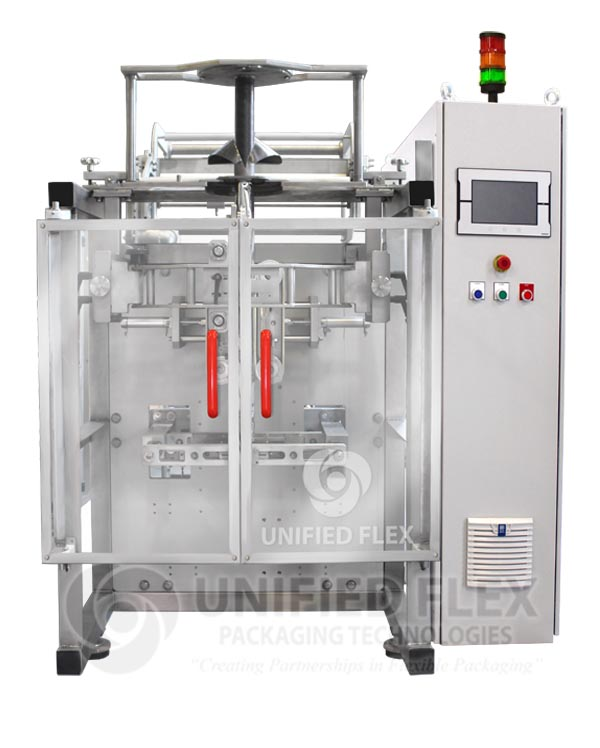 Vertobagger 2.0 Vertical Form Fill Seal Packaging Machine