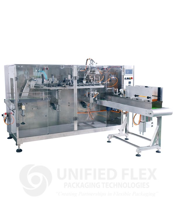 DOY Alpha Linear Motion Bagging Machine