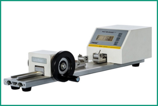 Seal testing machine