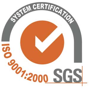 ISO system certification logo