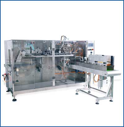 Doy Alpha Vertical Form Fill Seal Packaging Machine