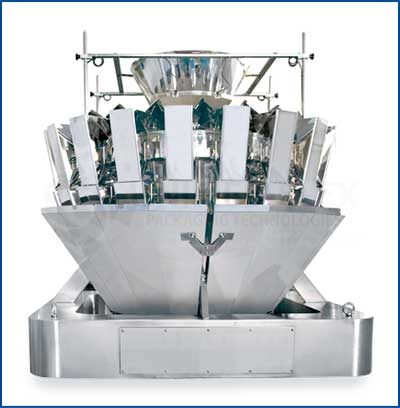 Pegasus-20-Head Combination Scale For Vertical Form Fill Seal Packaging Machines