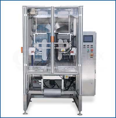 Vacuum Bagger Vertical Form Fill Seal Packaging Machine