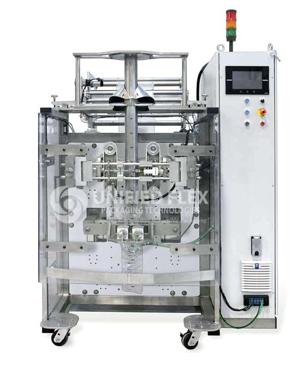 Vertobagger Ultrasonic Vertical Form Fill Seal Packaging Machine
