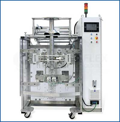 Vertobagger Ultrasonic Vertical Form Fill Seal Packaging Machine