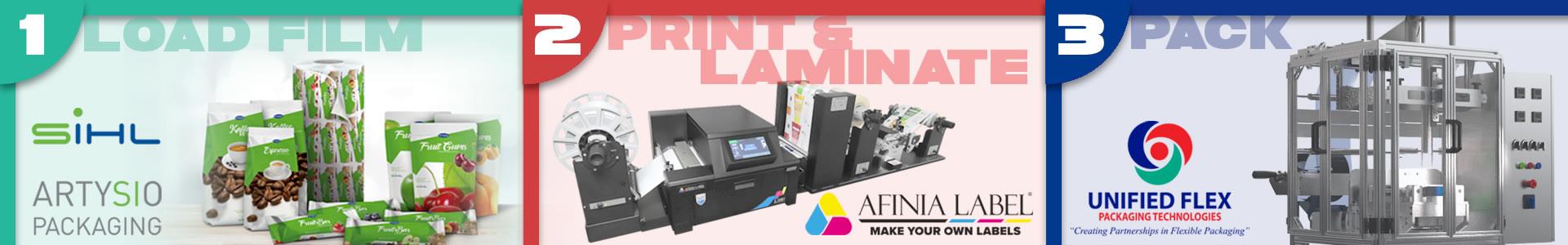 DIY Print & Pack