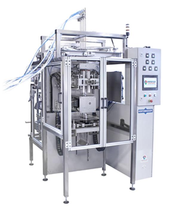 4 Lane Sachet Packaging Machine
